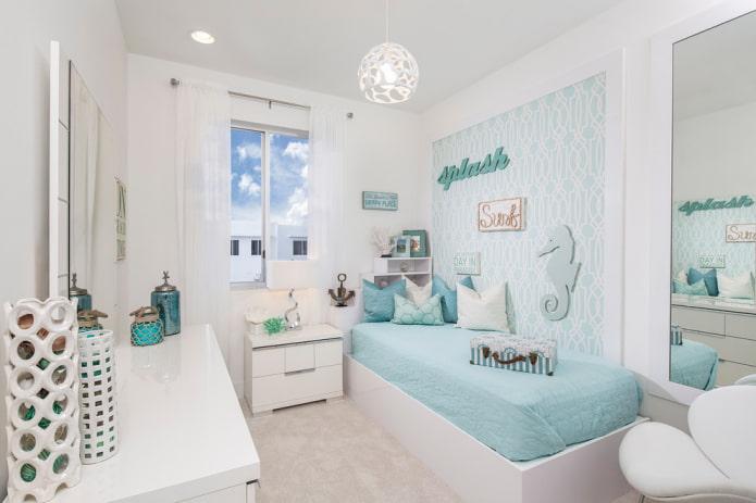 декорирование спальни для девочки подростка