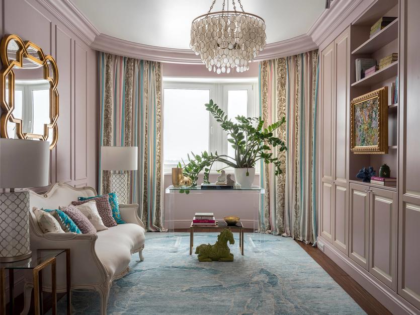 Стиль прованс в интерьере квартиры: 70 фото-примеров и советы