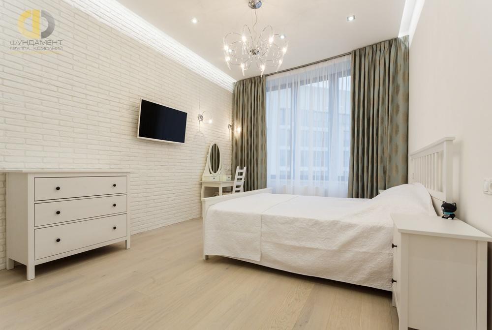 Подростковая спальня для девочки в скандинавском стиле