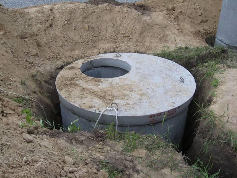 кольца для туалета на даче