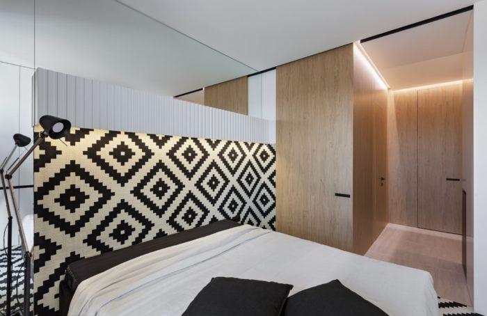 Дизайн современной спальни реальное фото