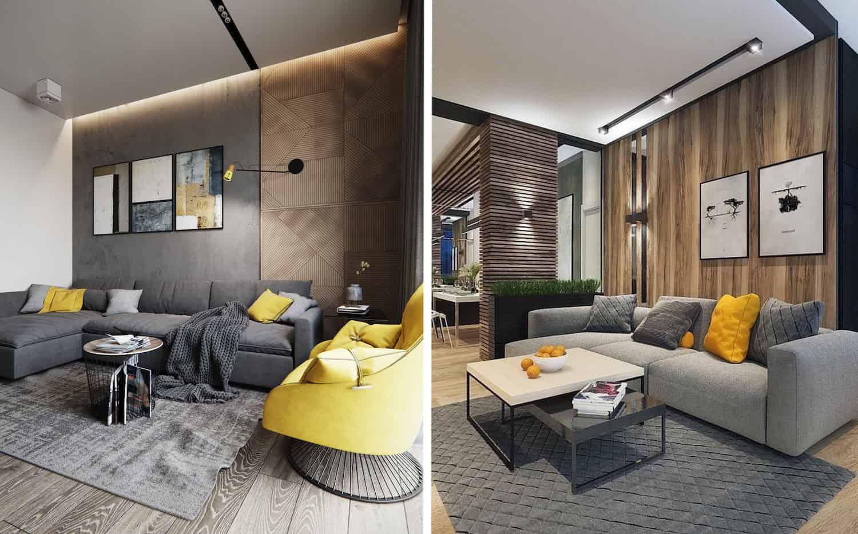 Применение дерева в интерьере добавит вашему дому тепла и домашнего уюта