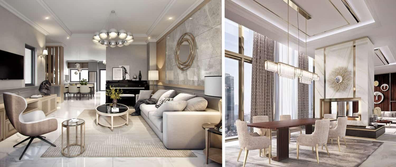 Как бы не менялся современный дизайн, но светлый интерьер всегда в моде