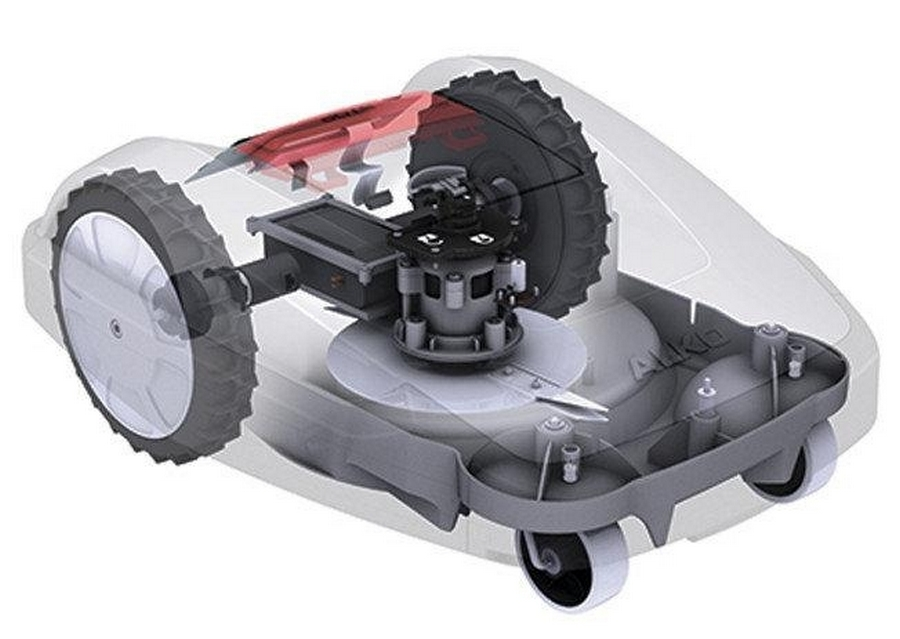 электродвигатели косилок