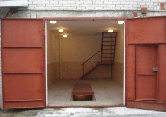 Вентиляция подвала в гараже