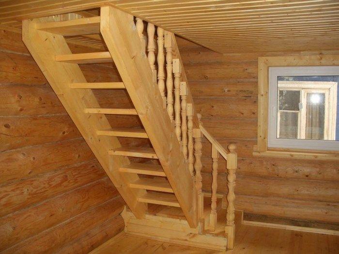 Лестницы подвальные