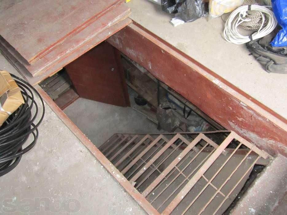 Как в гараже сделать подвал