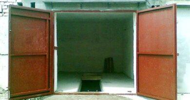 Строительство подвала в гараже