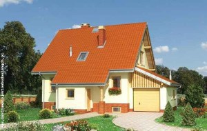 Проект дома с подвалом и гаражом
