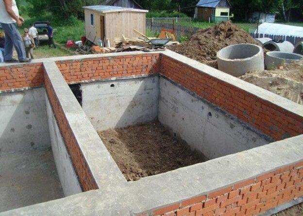 Фундамент дома