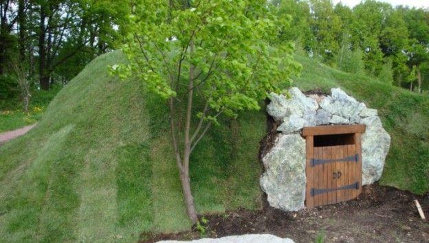 Как Построить Насыпной Земляной Погреб: Уникальное Руководство