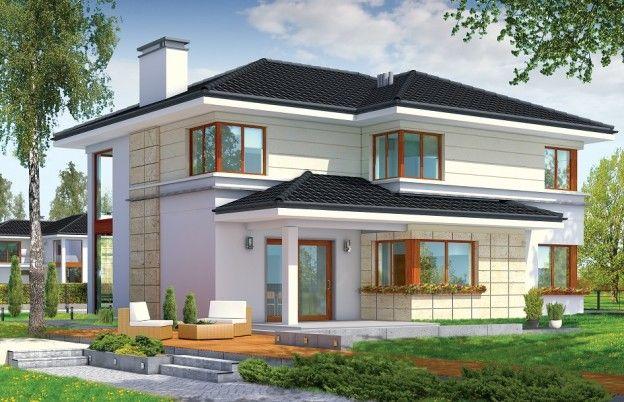 Проекты Домов С Подвалом Из Кирпича