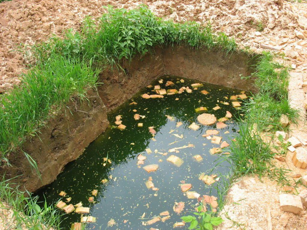 Близко грунтовые воды: строить дом или нет