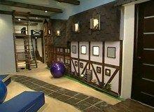 Устройство спортивного зала в подвале