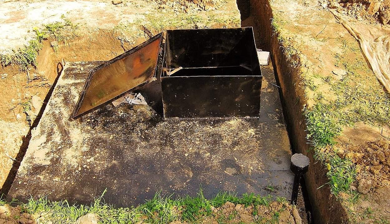 Кессон погреба