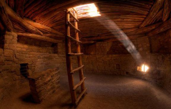 погреб в подвале