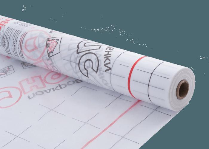 Мембрана для пароизоляции пола и потолка