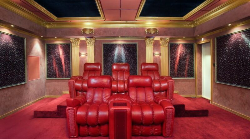 Кинотеатр В Подвале