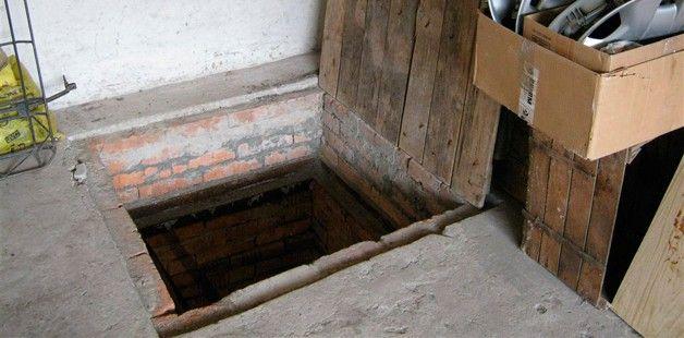 Как высушить погреб после затопления