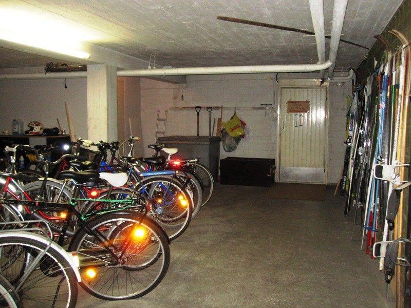 Склад в подвале многоэтажного дома