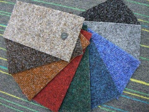 Несколько вариантов в огромном ассортименте ковролина