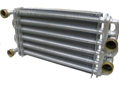Битермический теплообменник газового котла