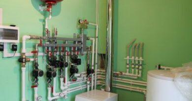 газовый котел для отопления
