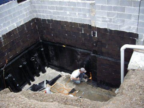 Рулонный материал для наплавляемой гидроизоляции