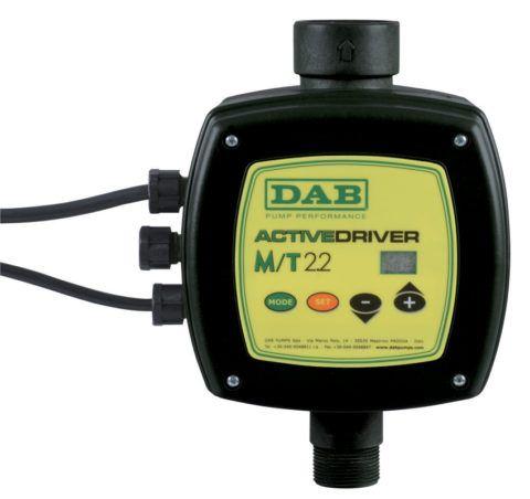 Автоматическое реле с датчиком давления для управления насосом