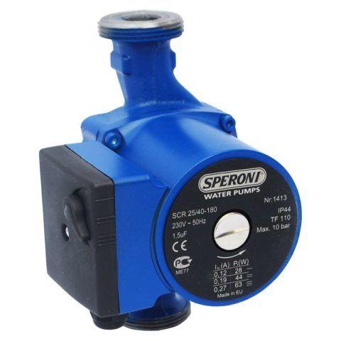 Если вам нужен насос для системы отопления и водоснабжения — Speroni и другие европейские компании будут рады предложить свою продукцию