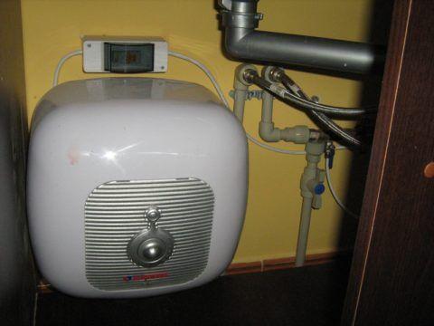 Компактный электрический бойлер