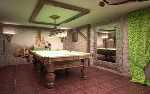 Внутрипольное отопление превратит цоколь или подвал в полноценное жилое помещение