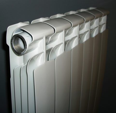 Алюминиевый радиатор BiLUX AL M