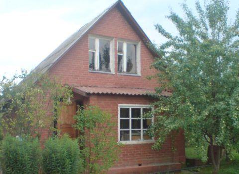 Дачный дом для сезонного проживания