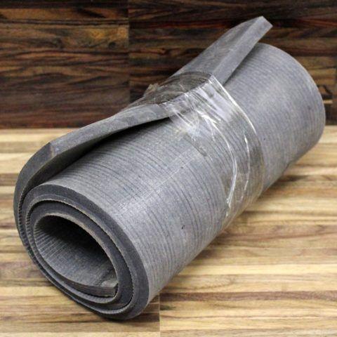 Микропористая резина поможет вам герметично закрыть чугунную ревизию