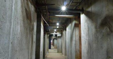 Как перекрыть стояки в подвале