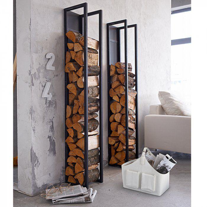 Конструкции для хранения дров