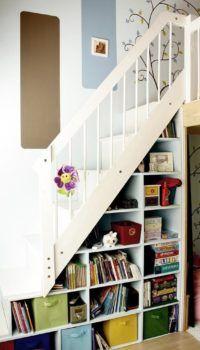 Лестница для двухэтажной кровати