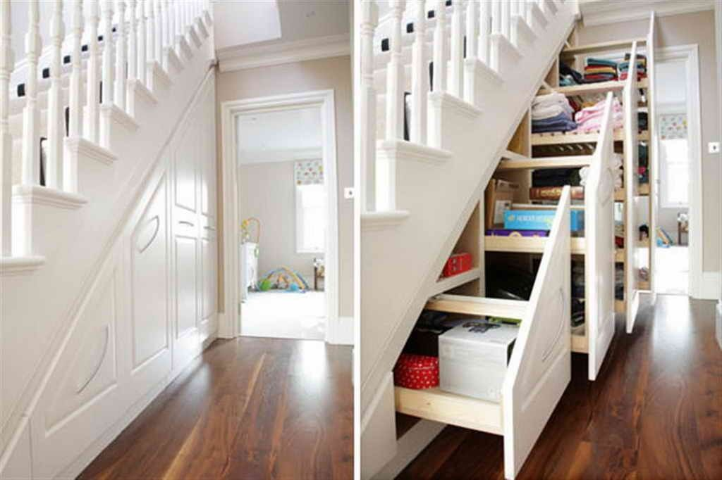 Лестница карго
