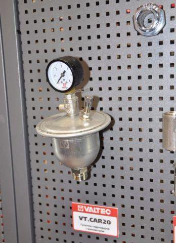 Мембранный гаситель гидроударов от компании Valtec