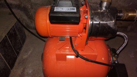 Neoclima GP600/20n на месте постоянной дислокации