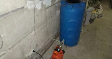 Система резервного водоснабжения
