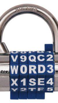 Брендовый дверной замок с буквенно-численным кодом