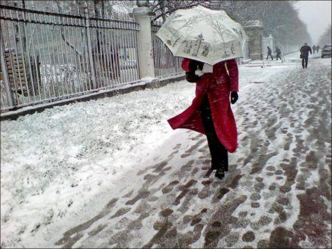 Чем теплее на улице, тем больше экономия