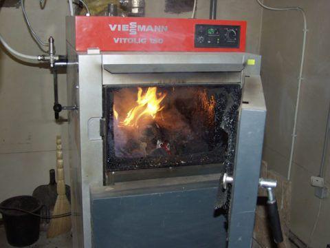 Газогенератор от Viessmann