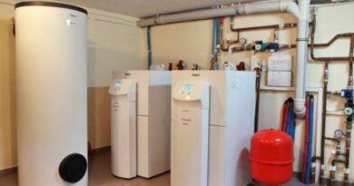 Тепловые насосы для отопления