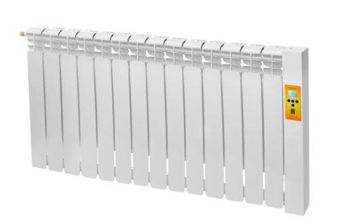 Настенный электрический радиатор