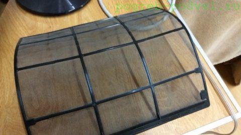Оптимальный размер ячейки сетки фильтра — 0,5-1 мм