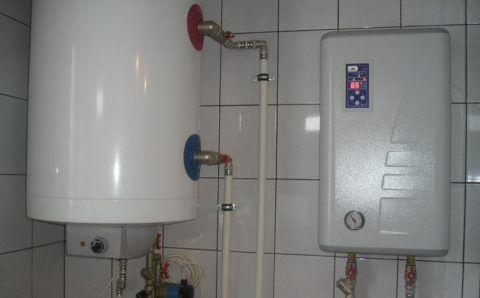 Типичная температура теплоносителя в автономной системе отопления