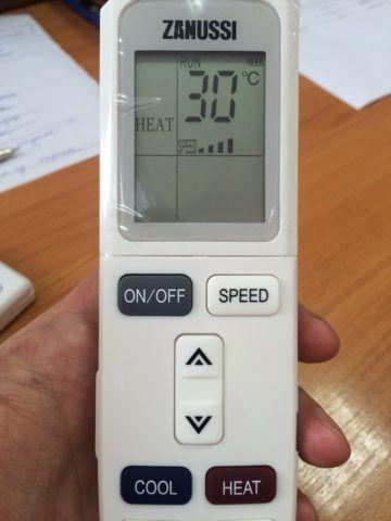 Выставив на пульте нужную температуру, вы можете забыть про проблемы отопления на всю зиму
